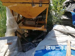 方建建設JS500混凝土攪拌機實拍圖片