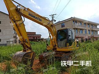 湖南-邵阳市二手小松PC130-8M0挖掘机实拍照片