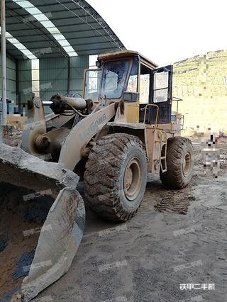 陕西-榆林市二手柳工ZLC50C装载机实拍照片
