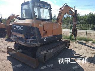 宁夏-石嘴山市二手江麓机电CN70-6挖掘机实拍照片