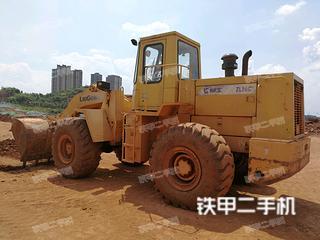 四川-资阳市二手柳工ZL50C巨无霸装载机实拍照片