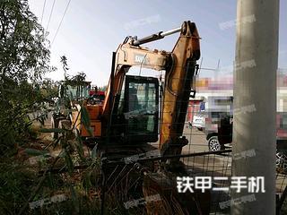 甘肃-酒泉市二手三一重工SY75C-9挖掘机实拍照片