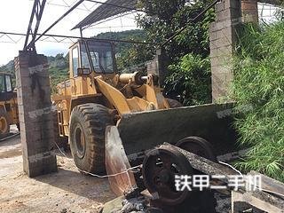 贵州-贵阳市二手柳工ZLC50C装载机实拍照片