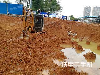 湖南-衡阳市二手江麓机电CN65E挖掘机实拍照片