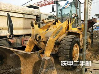 河北-邢台市二手柳工CLG836装载机实拍照片