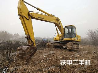 江苏-南京市二手小松PC200-6挖掘机实拍照片