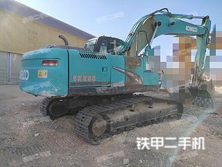 云南-保山市二手神钢SK250-8挖掘机实拍照片