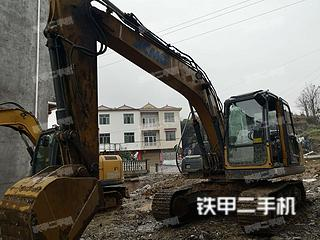 湖南-邵阳市二手徐工XE135D挖掘机实拍照片