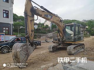 湖北-宜昌市二手卡特彼勒312D2GC挖掘机实拍照片