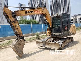 湖北-武汉市二手三一重工SY65C挖掘机实拍照片