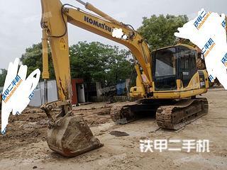武漢小松PC130-7挖掘機實拍圖片