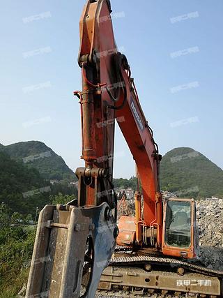 二手斗山 DH370LC-9 挖掘机转让出售