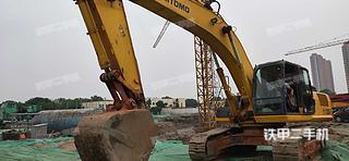 天津-天津市二手住友SH350HD-5挖掘机实拍照片