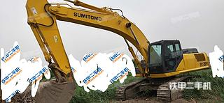 二手住友 SH360HD-5 挖掘机转让出售