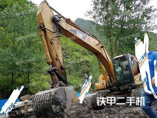 贵州-黔西南布依族苗族自治州二手卡特彼勒320C挖掘机实拍照片