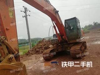 湖南-衡阳市二手日立ZX210H-3G挖掘机实拍照片
