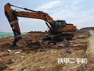 湖北-武汉市二手三一重工SY425C挖掘机实拍照片
