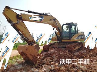 二手卡特彼勒 323DL 挖掘机转让出售