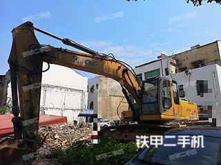 湖北-武汉市二手徐工XE215C挖掘机实拍照片