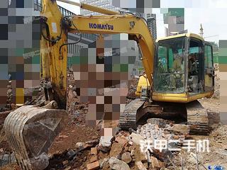 重庆-重庆市二手小松PC60-7挖掘机实拍照片