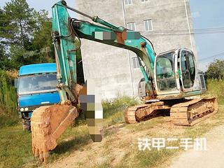 二手神钢 SK135SR 挖掘机转让出售