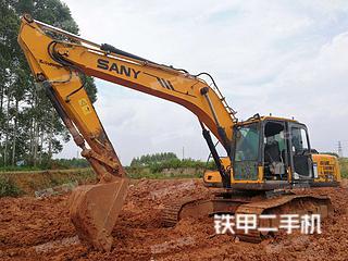 二手三一重工 SY215C-8 挖掘机转让出售
