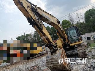 湖北-武汉市二手小松PC210LC-8挖掘机实拍照片