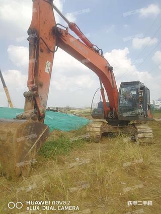 安徽-合肥市二手日立ZX210H-3G挖掘机实拍照片