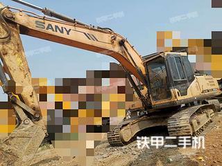 湖北-武汉市二手三一重工SY215C挖掘机实拍照片