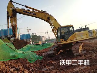 江西赣州市二手小松PC360-7挖掘机实拍照片