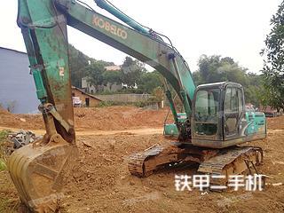 湖南长沙市二手神钢SK210LC-8挖掘机实拍照片