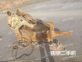 水山SB121三角型破碎锤实拍图片