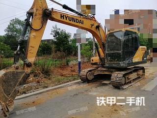 二手现代 R110VS 挖掘机转让出售
