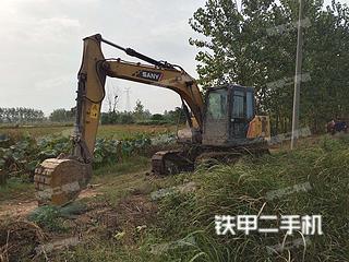 二手三一重工 SY135C-10 挖掘机转让出售