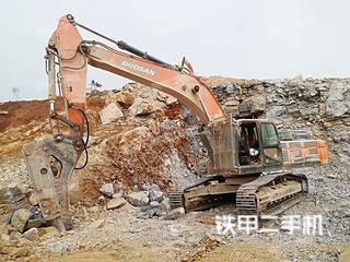 二手斗山 DX420LC-9C 挖掘机转让出售
