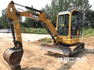 二手徐工 XE35U 挖掘机转让出售