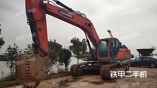 二手斗山 DX300LC-9C 挖掘机转让出售
