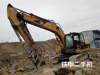 贵州布依族苗族自治州二手卡特彼勒320C挖掘机实拍照片