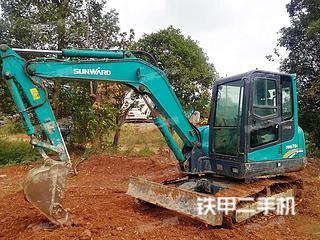 二手山河智能 SWE70E 挖掘机转让出售
