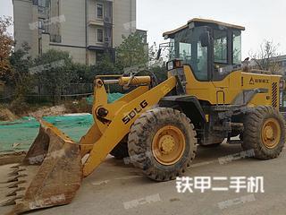 山东临工LG936L井下装载机实拍图片