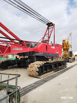 天津-天津市二手抚挖重工QUY150C起重机实拍照片