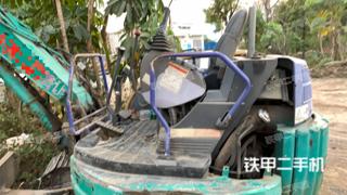 佛山小松PC40MR-1挖掘机实拍图片