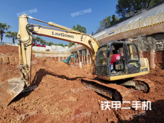 二手柳工 CLG915D 挖掘机转让出售