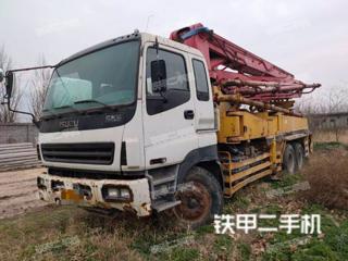 徐工XZJ5260THB37泵车实拍图片