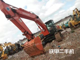 黄浦日立ZX350H-3G挖掘机实拍图片