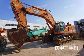 江苏-南京市二手斗山DX700LC挖掘机实拍照片