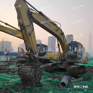 天津-天津市二手住友SH200-3挖掘机实拍照片