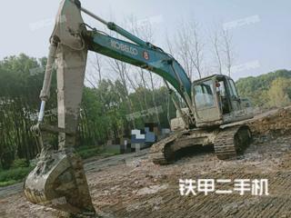 江苏常州市二手神钢SK210LC-8挖掘机实拍照片