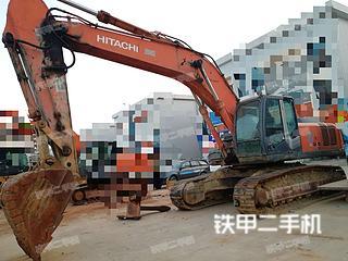 日立ZX330LC-3挖掘機實拍圖片