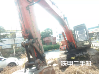 上海-上海市二手日立EX200-3挖掘机实拍照片